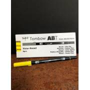 Tombow Dual Brush Stifte